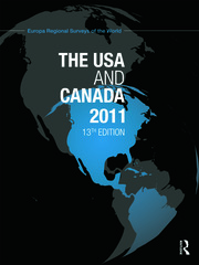 The USA and Canada 2011