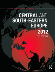Central and South-Eastern Europe 2012