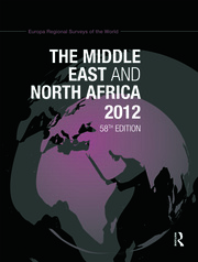 The Middle East and North Africa 2012