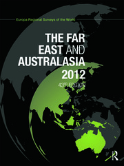 The Far East and Australasia 2012