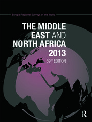 The Middle East and North Africa 2013
