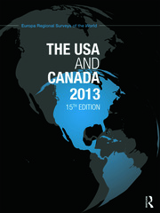 The USA and Canada 2013