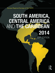South America, Central America and the Caribbean 2014