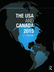 The USA and Canada 2015