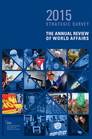 The Strategic Survey 2015: The Annual Review of World Affairs