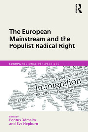 The European Mainstream and the Populist Radical Right