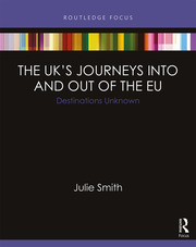 UK's Journeys into and out of the EU