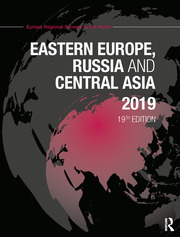 Eastern Europe, Russia and Central Asia 2019