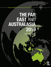 The Far East and Australasia 2019
