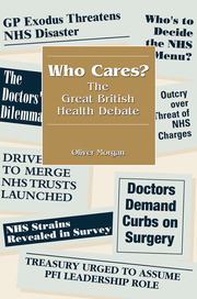 Who Cares?: The Great British Health Debate