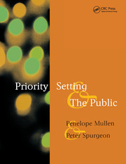Priority Setting and the Public