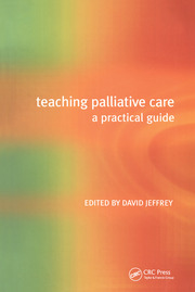 Teaching Palliative Care: A Practical Guide