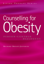 Counselling for Obesity: Person-Centred Dialogues