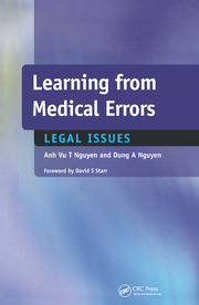 Learning from Medical Errors: Legal Issues