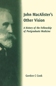 John Macalister's Other Vision
