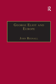 George Eliot and Europe