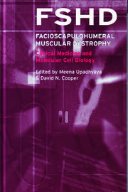 Facioscapulohumeral Muscular Dystrophy (FSHD): Clinical Medicine and Molecular Cell Biology