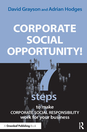Corporate Social Opportunity! - 1st Edition book cover