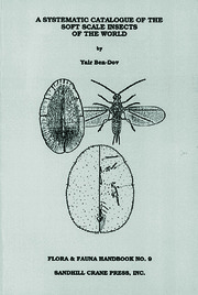 Systematic Catalogue of the Soft Scale Insects of the World