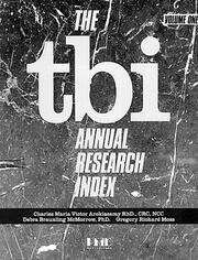 The TBI Annual Research Index