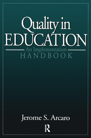 Quality in Education: An Implementation Handbook
