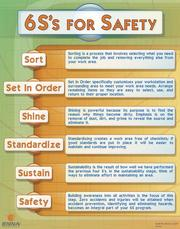 6S's for Safety Poster - Version 2