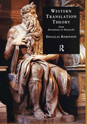 Western Translation Theory (Robinson) - 1st Edition book cover