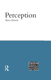 Types of perceptual content