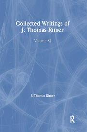 Collected Writings of J. Thomas Rimer