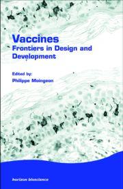 Vaccines: Frontiers in Design and Development