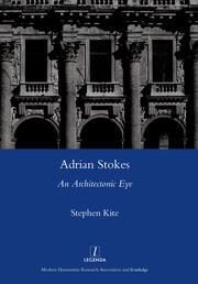 Architectonics of the Relief: Stokes, Ben Nicholson, and Barbara Hepworth
