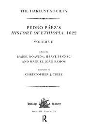 Pedro Páez's History of Ethiopia, 1622 / Volume II