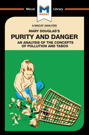 Mary Douglas's Purity and Danger: An analysis of the concepts of pollution and taboo