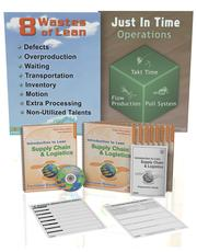 Introduction to Lean Supply Chain and Logistics: Training Package