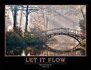 Let It Flow Poster