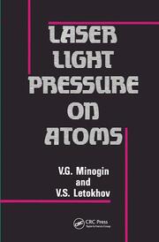 Laser Light Pressure on Atoms