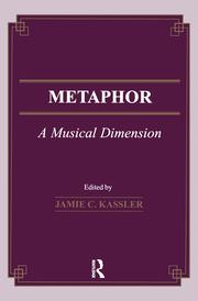Metaphor: A Musical Dimension