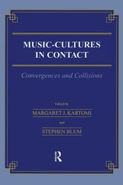 Music \= Cultures in Contact: Convergences and Collisions