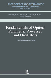Fundamentals of Optical Parametric Processes and Oscillations