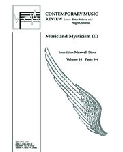 Music and Mysticism: Parts 3 and 4