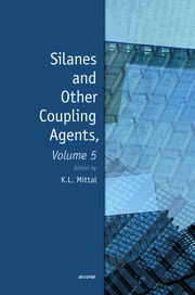 Silanes and Other Coupling Agents, Volume 5