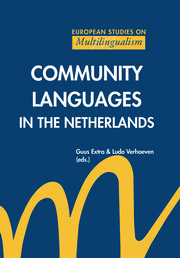 Community Languages in the Netherlands
