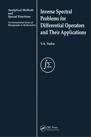 Inverse Spectral Problems for Linear Differential Operators and Their Applications