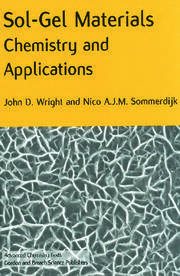Sol-Gel Materials: Chemistry and Applications