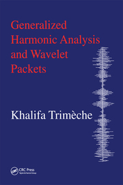 Generalized Harmonic Analysis and Wavelet Packets