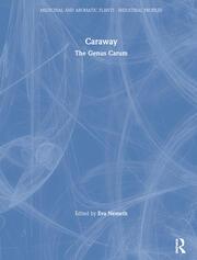 Caraway: The Genus Carum