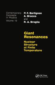 Giant Resonances