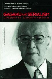 Gagaku and Serialism