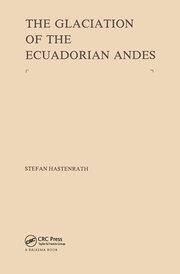 The Glaciation of the Ecuadorian Andes