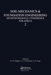 Soil Mechanics 7th Afr Volume 2